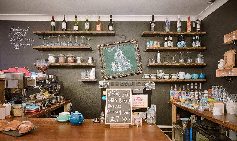 Danville CA - coffee shop