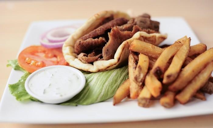 Aryana mediterranean food danville ca