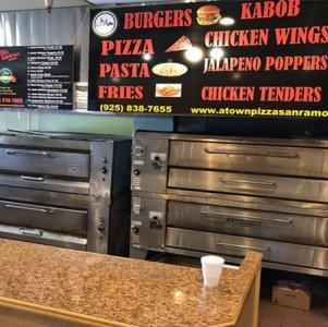 A-town pizza and kabob house in San Ramon CA