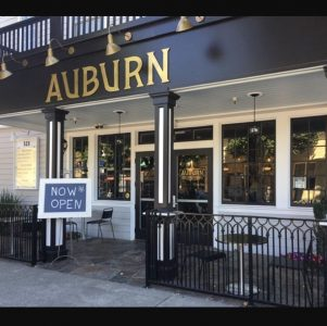 Auburn lounge and wine bar