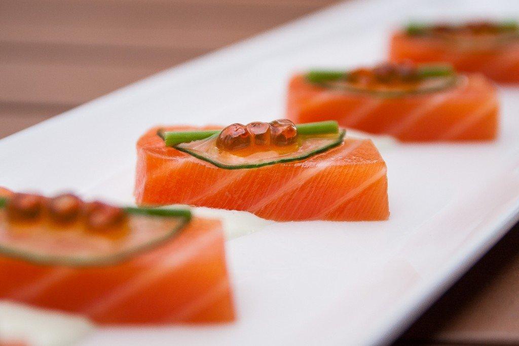 Blue Gingko sushi in Danville CA