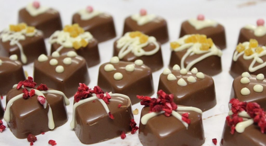 chocolate making class danville