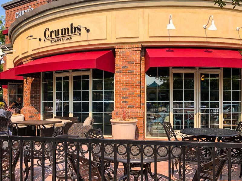 Crumbs Breakfast and Lunch - Danville CA