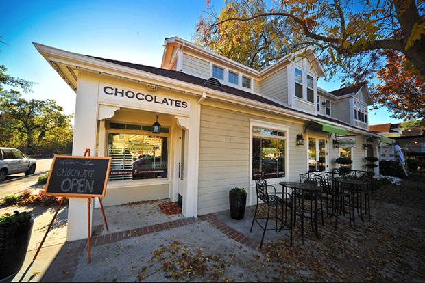 Danville Chocolates Shopping