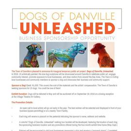 dogs unleashed danville ca art project