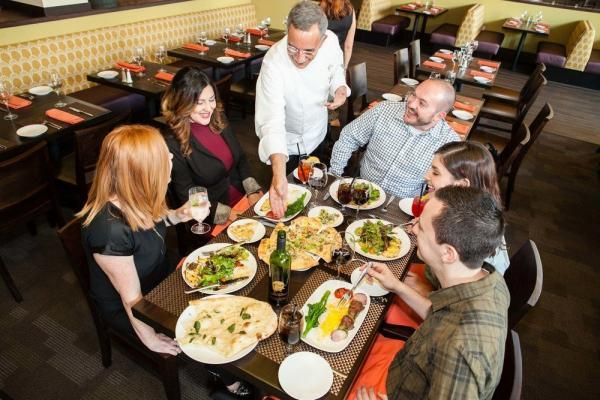 Faz restaurant and catering in Danville CA