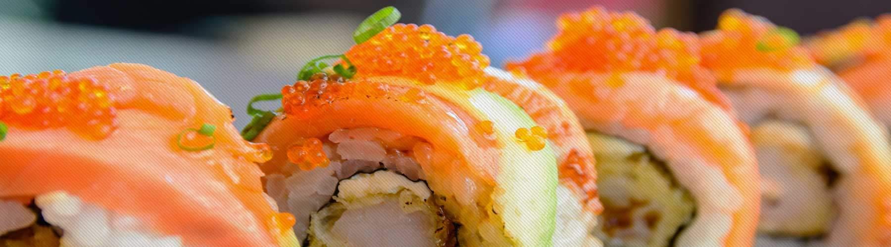 Hana Sushi in Danville CA
