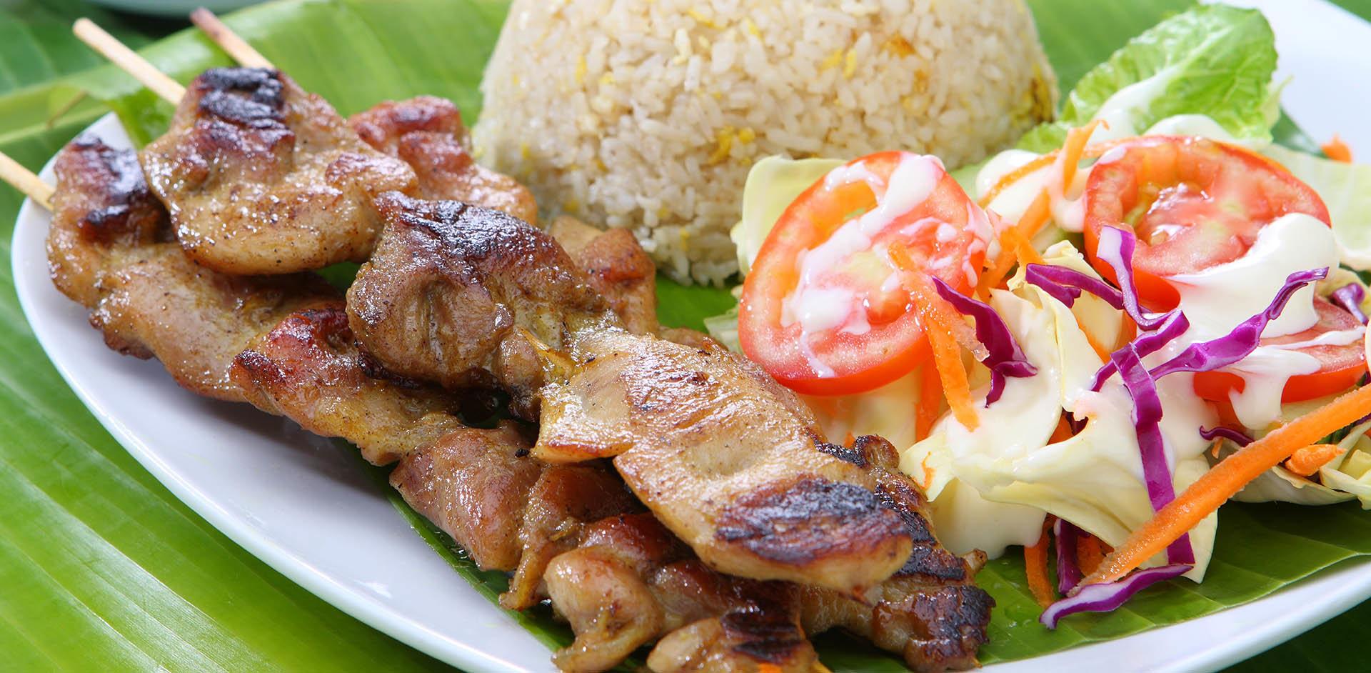 Hawaiian BBQ San Ramon CA - Hula Wok