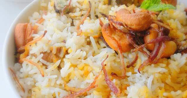 Hyderabad Biryani Indian food danville ca
