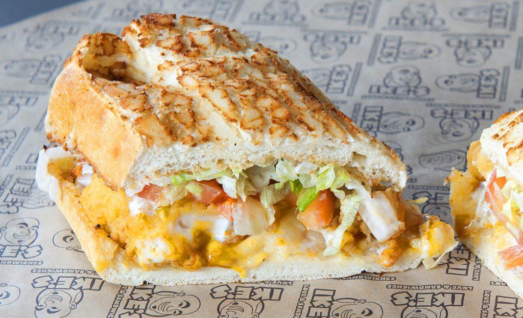 Ike's Sandwich Shop in Danville CA