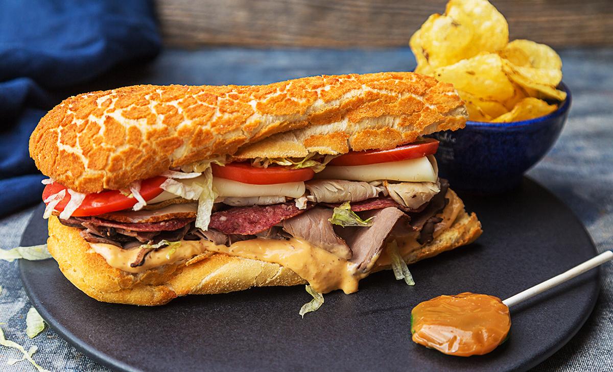 Ike's love sandwiches in Danville CA