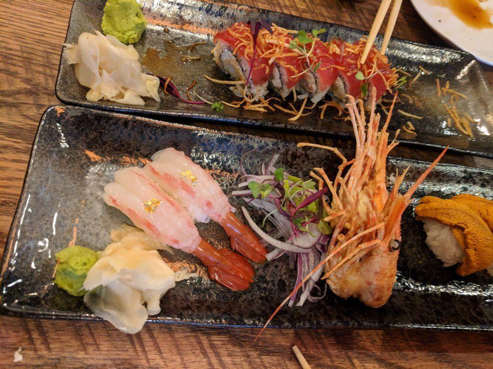 Kibo Sushi Downtown Danville CA