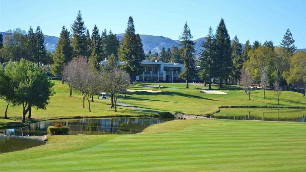 Blackhawk Country Club Danville CA