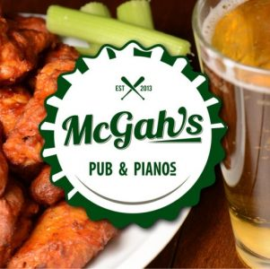McGah's pub and pianos in danville ca
