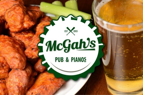 McGah's pub and pianos in danville ca