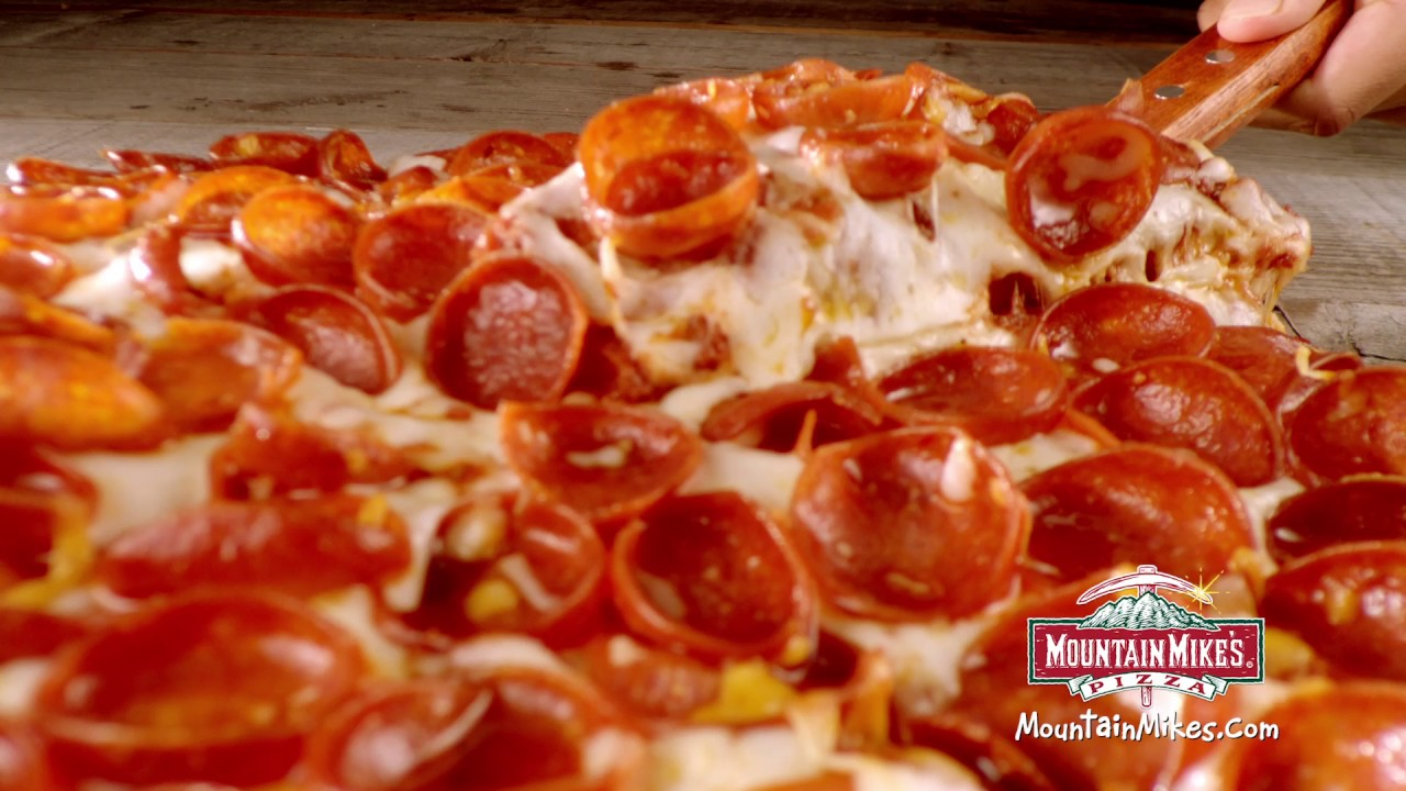 Mountain Mike's pizza in San Ramon, CA