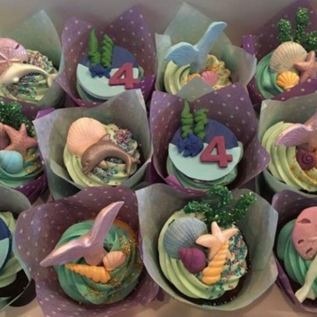 My Belles cupcakes in Alamo CA