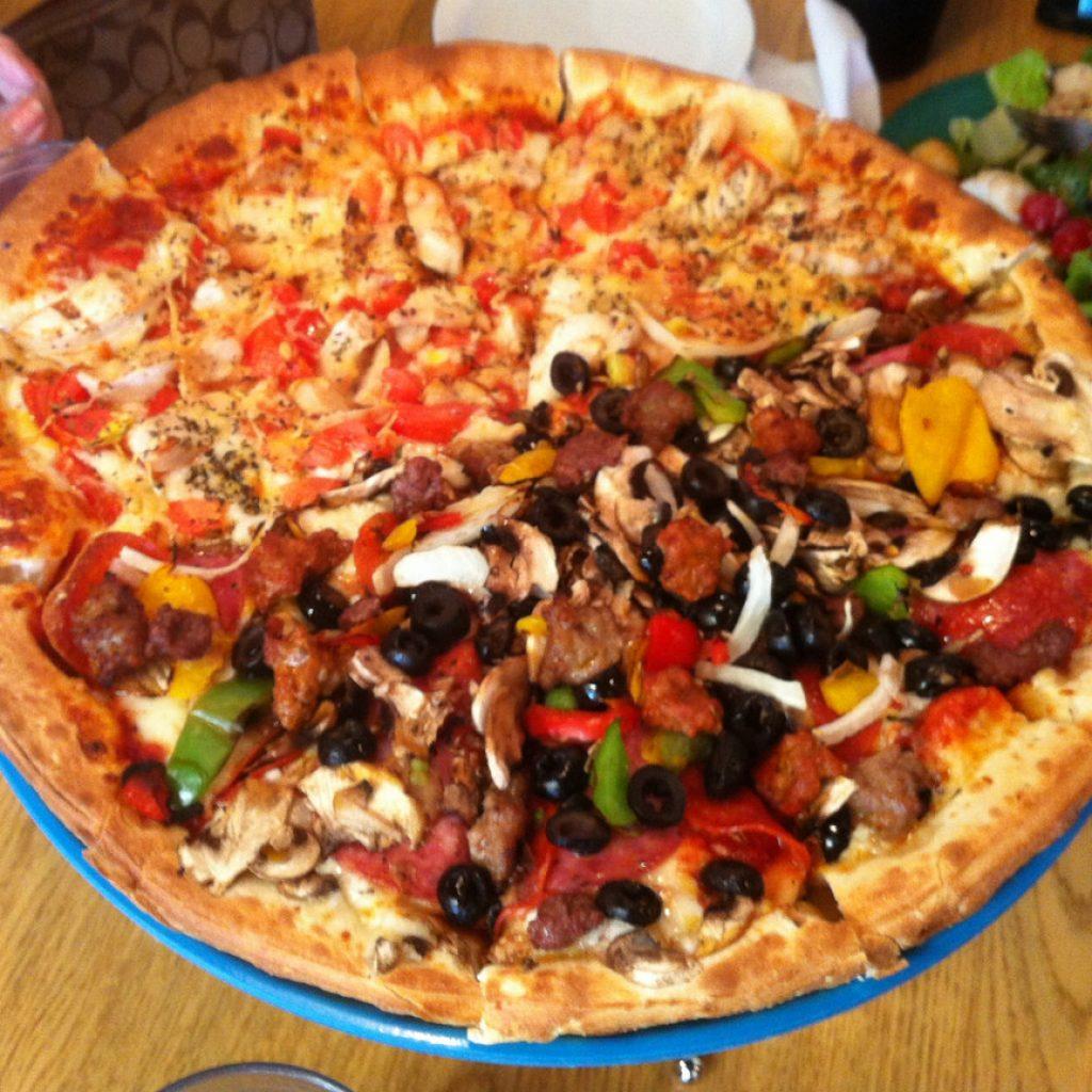 Pavolo's pizza and pasta in San Ramon, CA