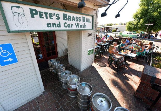 Pete's Brass Rail in Danville CA