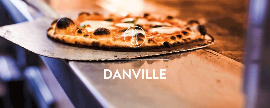 Pizza Antica - Danville CA