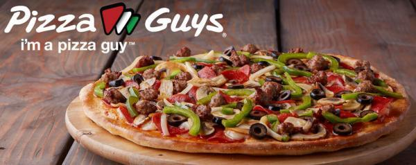 Pizza Guys in Danville CA