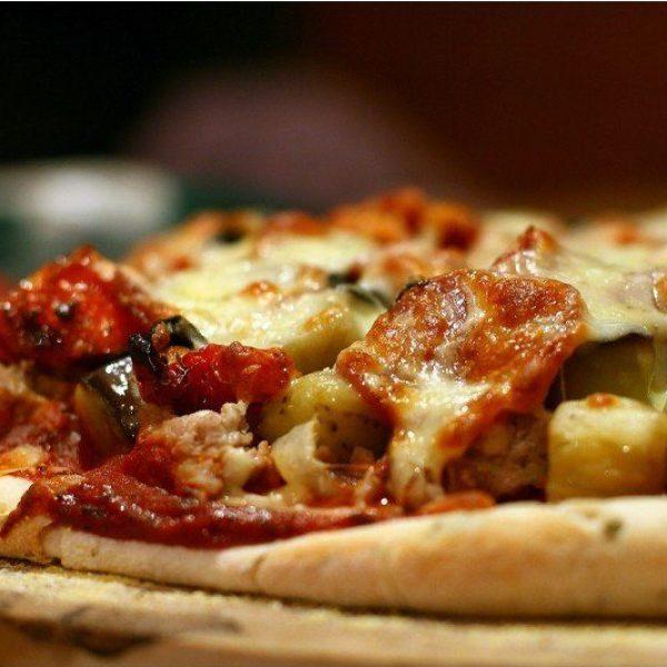 Pizza my Heart in San Ramon CA