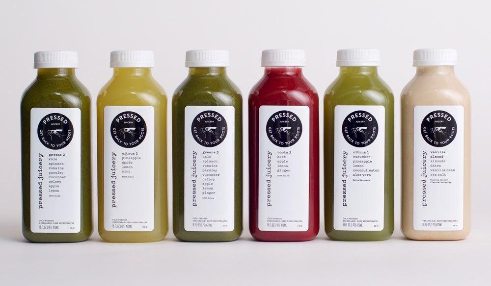 Pressed Juices - Danville CA