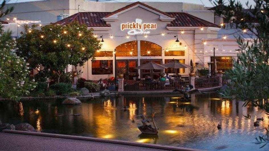 Prickly Pear cantina in danville ca, blackhawk plaza