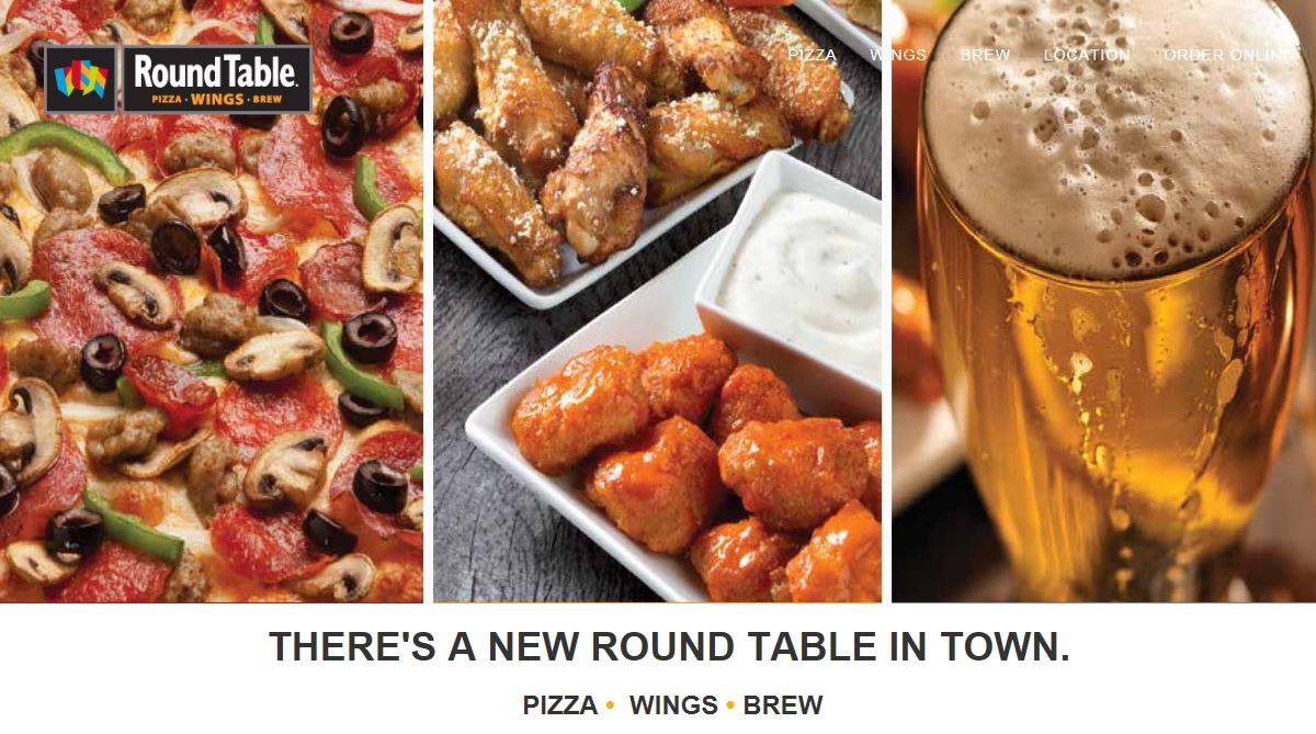 Round Table Pizza Wings.Round Table Pizza Wings Brew Everything Danville California