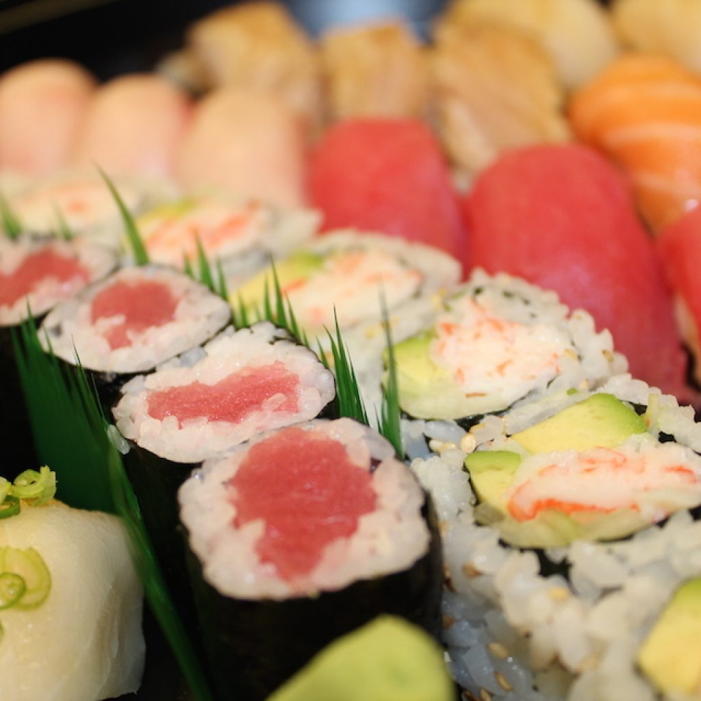 Sakura Japanese Sushi Restaurant in Danville CA