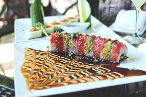 Senro sushi in danville ca