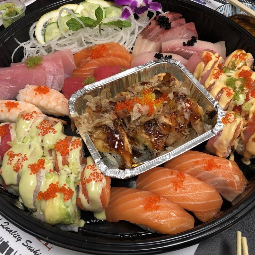 Sushi Foodie in San Ramon CA