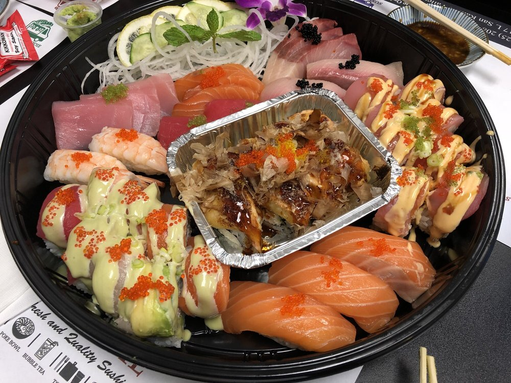 Sushi Foodie in San Ramon CA