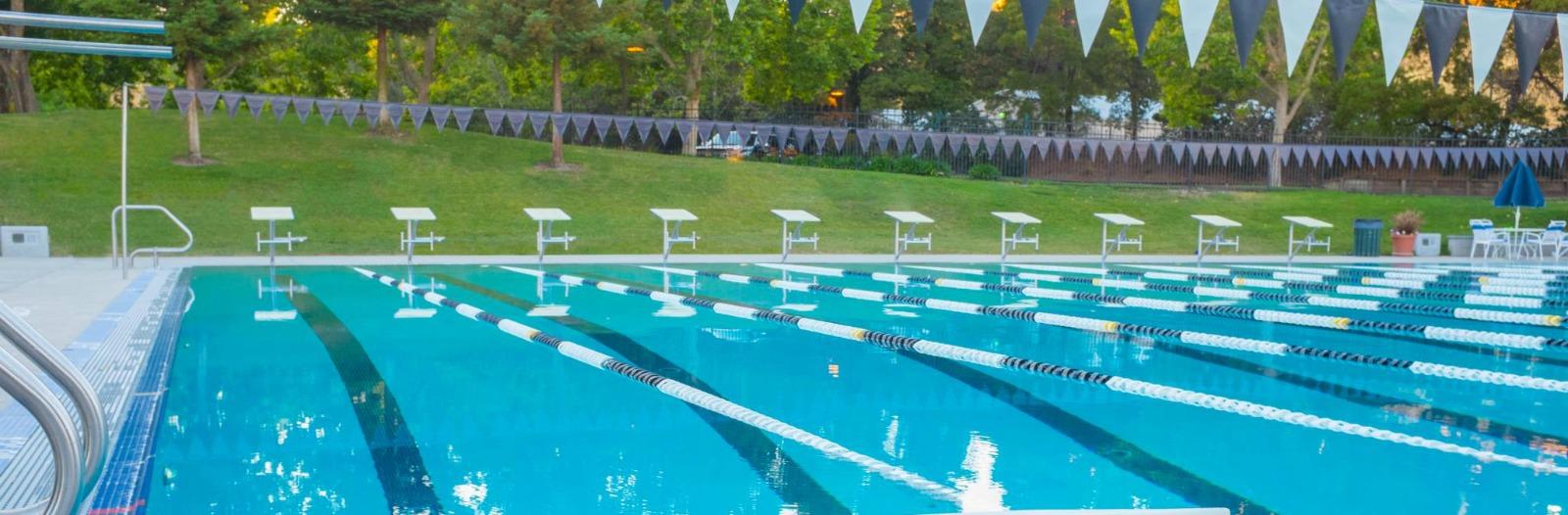 Danville Swim Teams for Kids