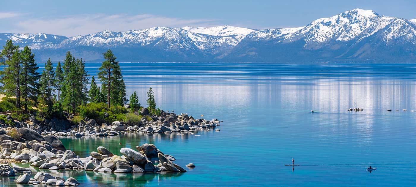 Tahoe getaway from Danville CA