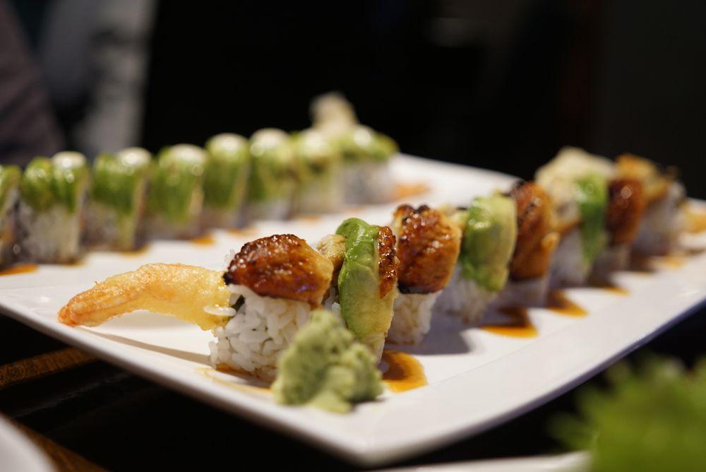 Taru Japanese cuisine and sushi - danville ca