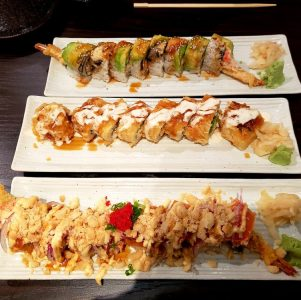 Danville Sushi and Japanese Bistro - Akai