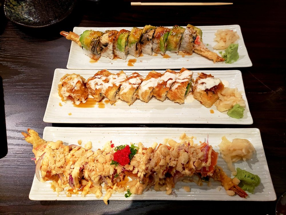 Danville Sushi and Japanese Bistro - Akai