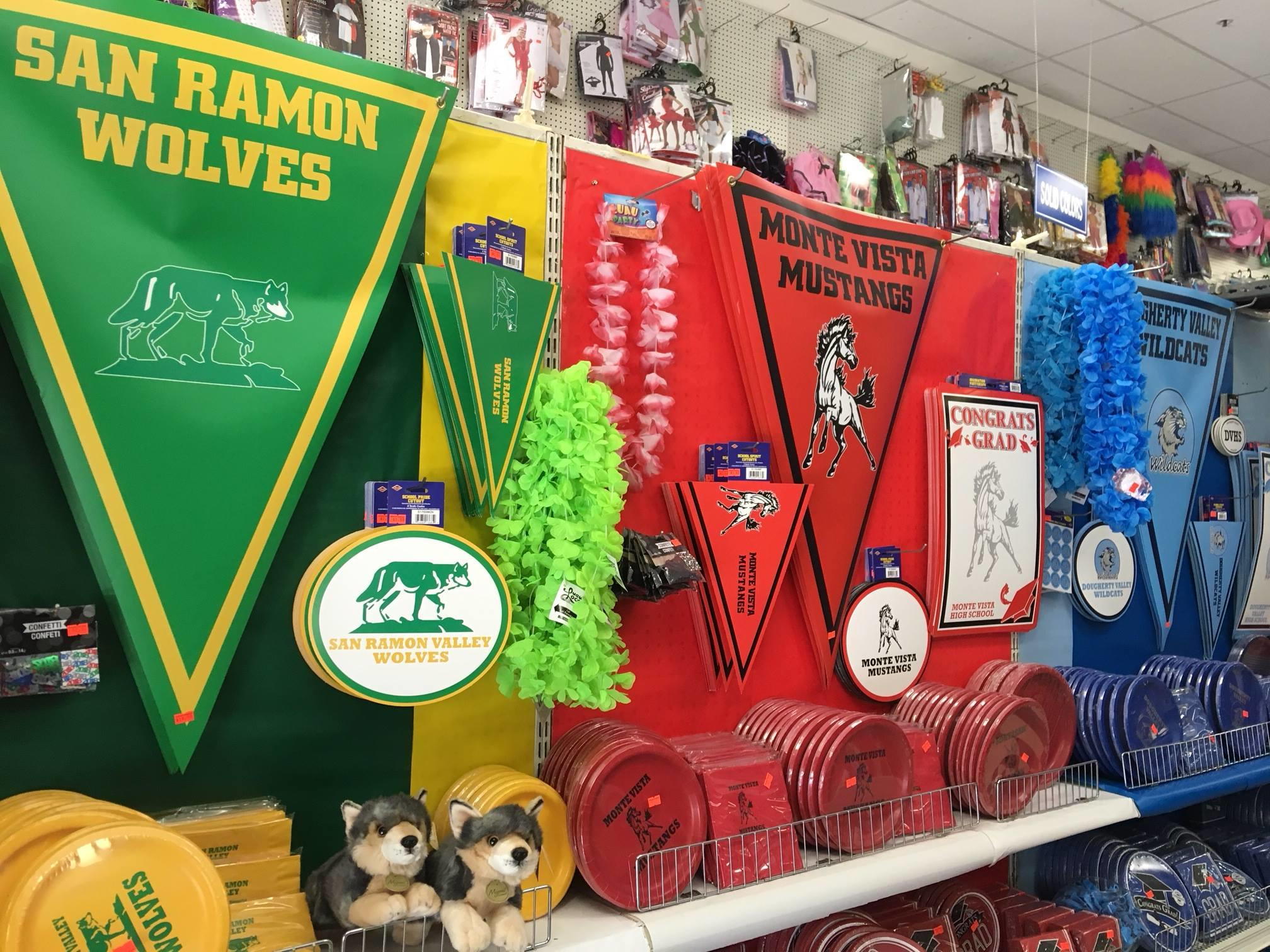 Boswells Party supply in Danville, CA