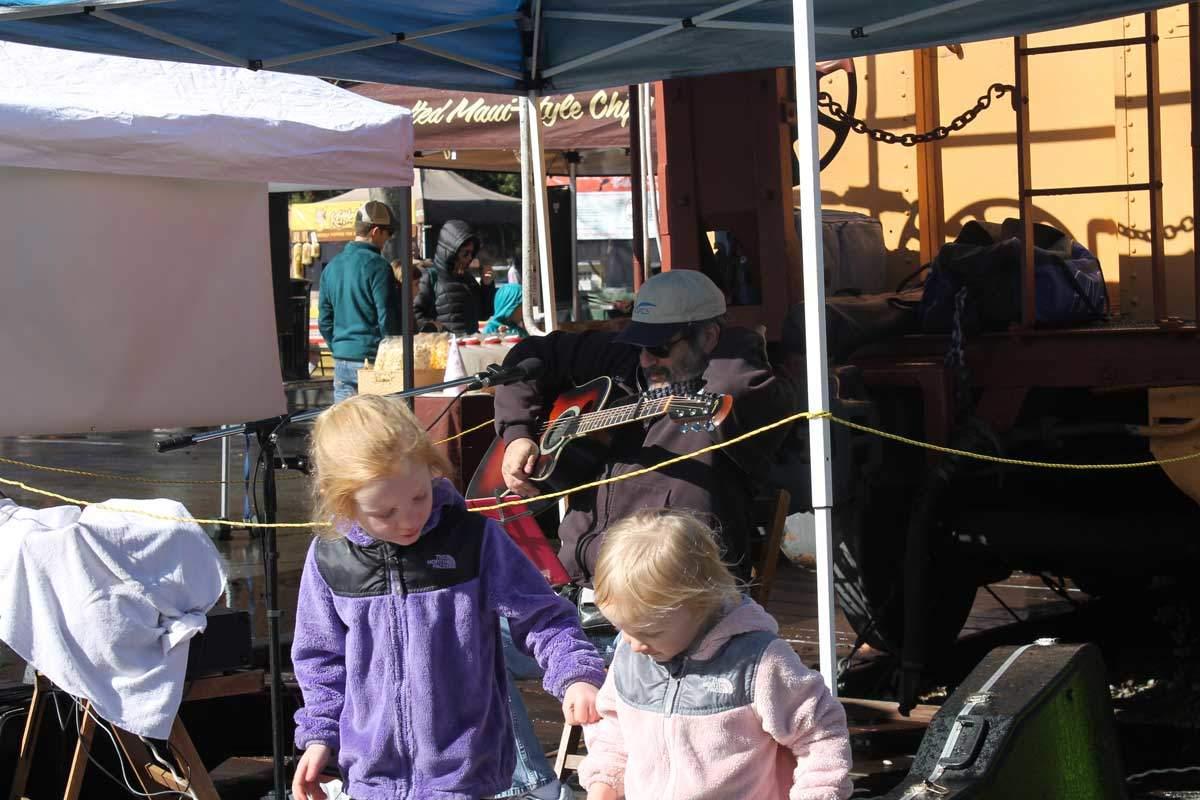 Farmers market in Danville CA