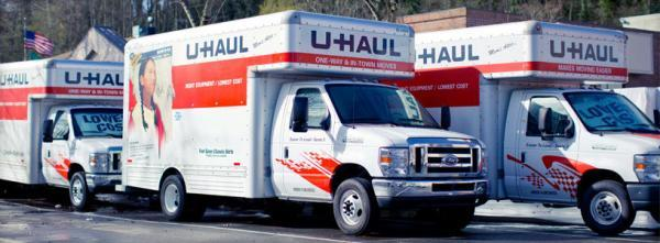Danville CA U-Haul center