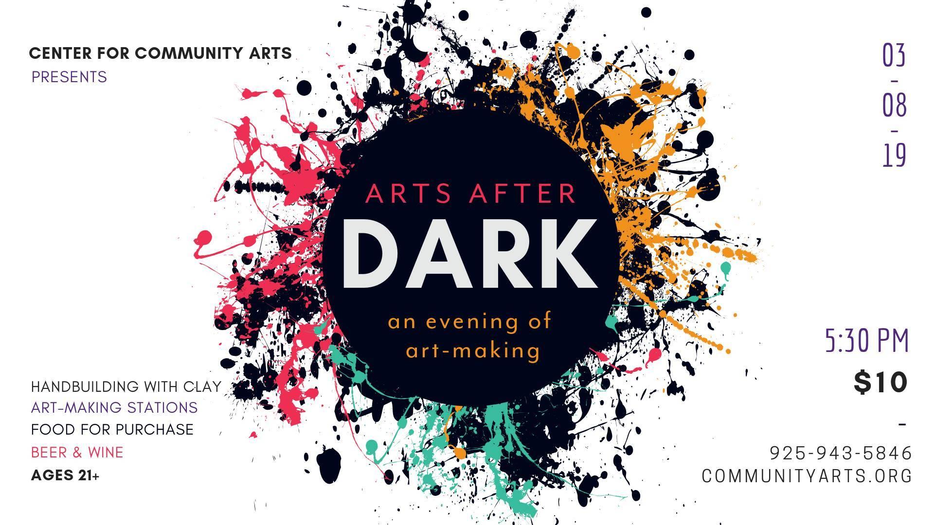Arts After Dark, Danville, CA.