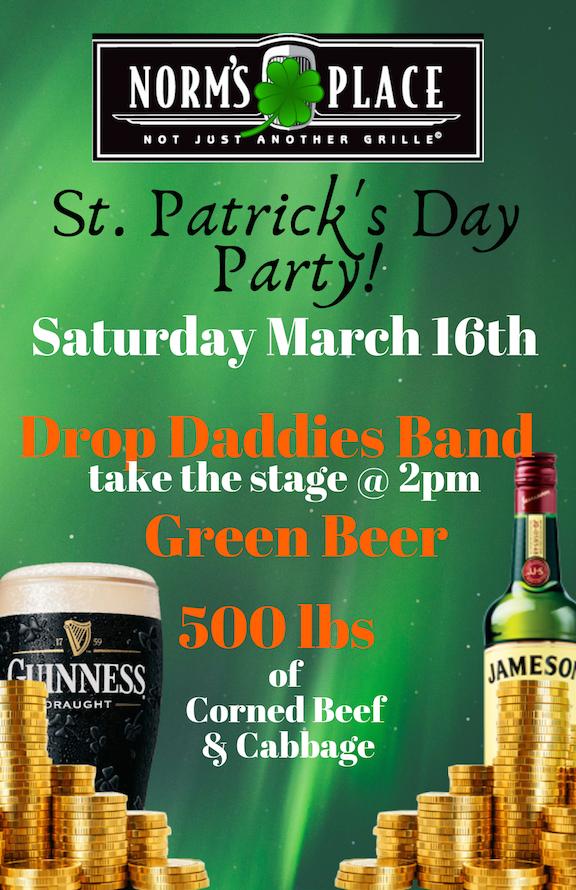St. Patrick's Day, Danville, CA.