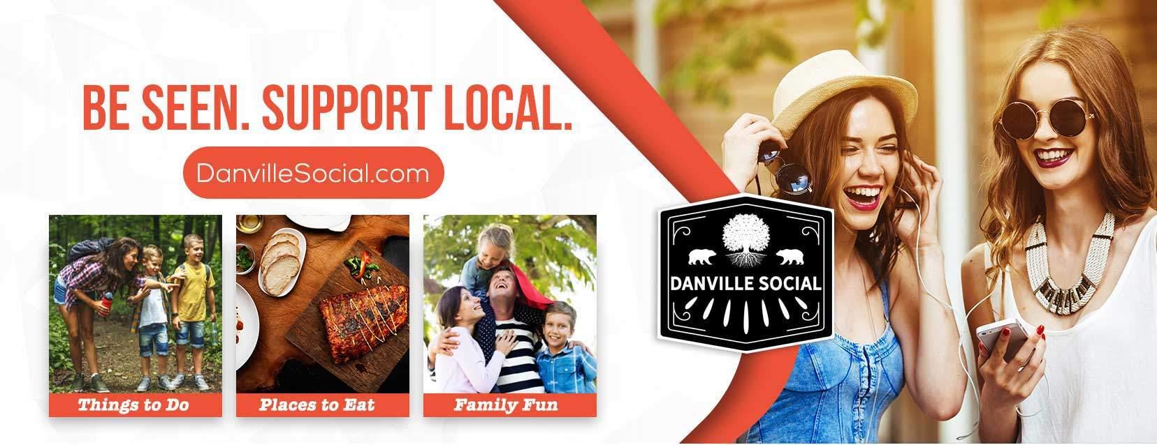 Danville Social Contact Us