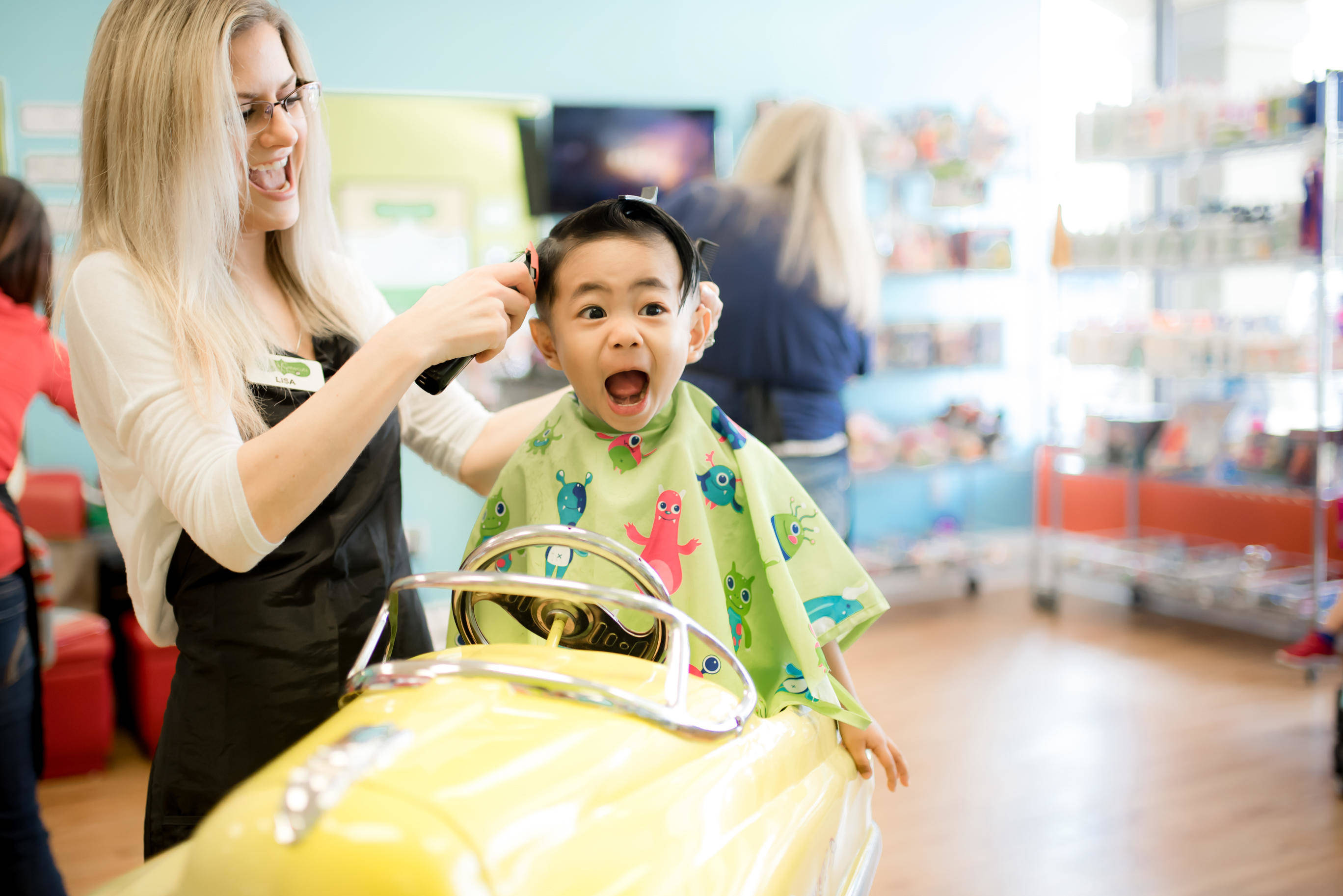 Haircuts for kids in Danville CA