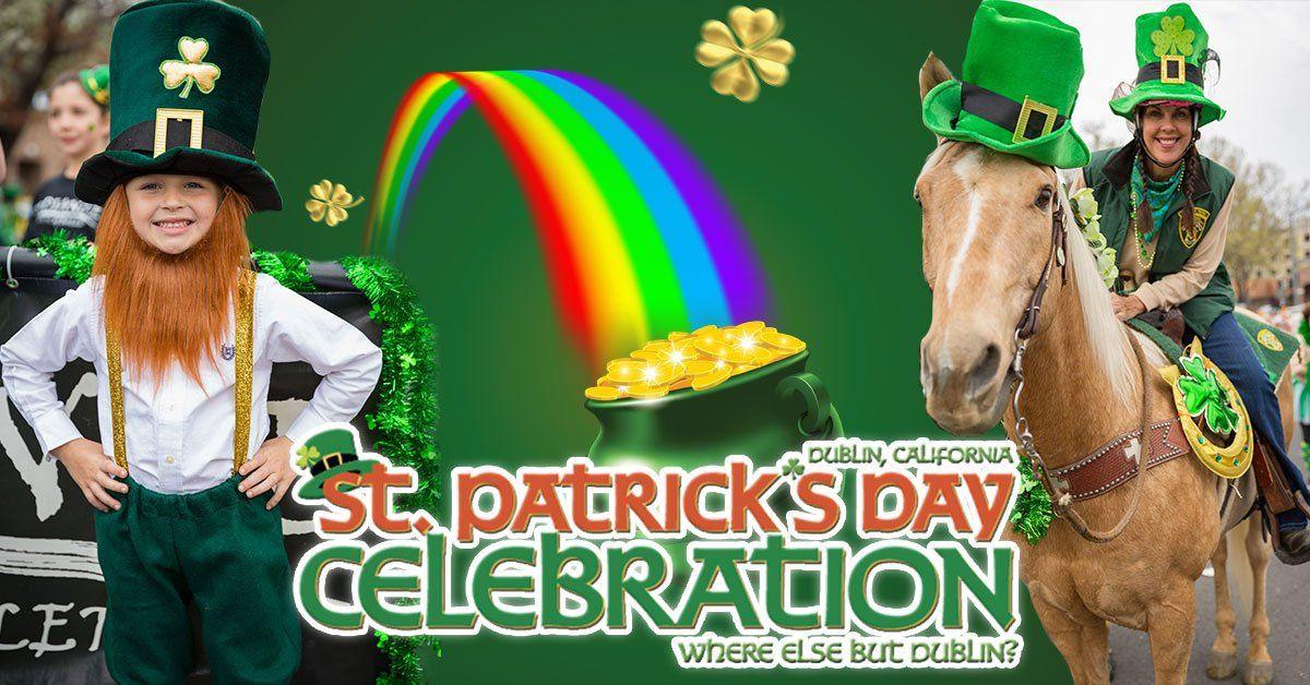 Saint Patricks Day - Dublin CA