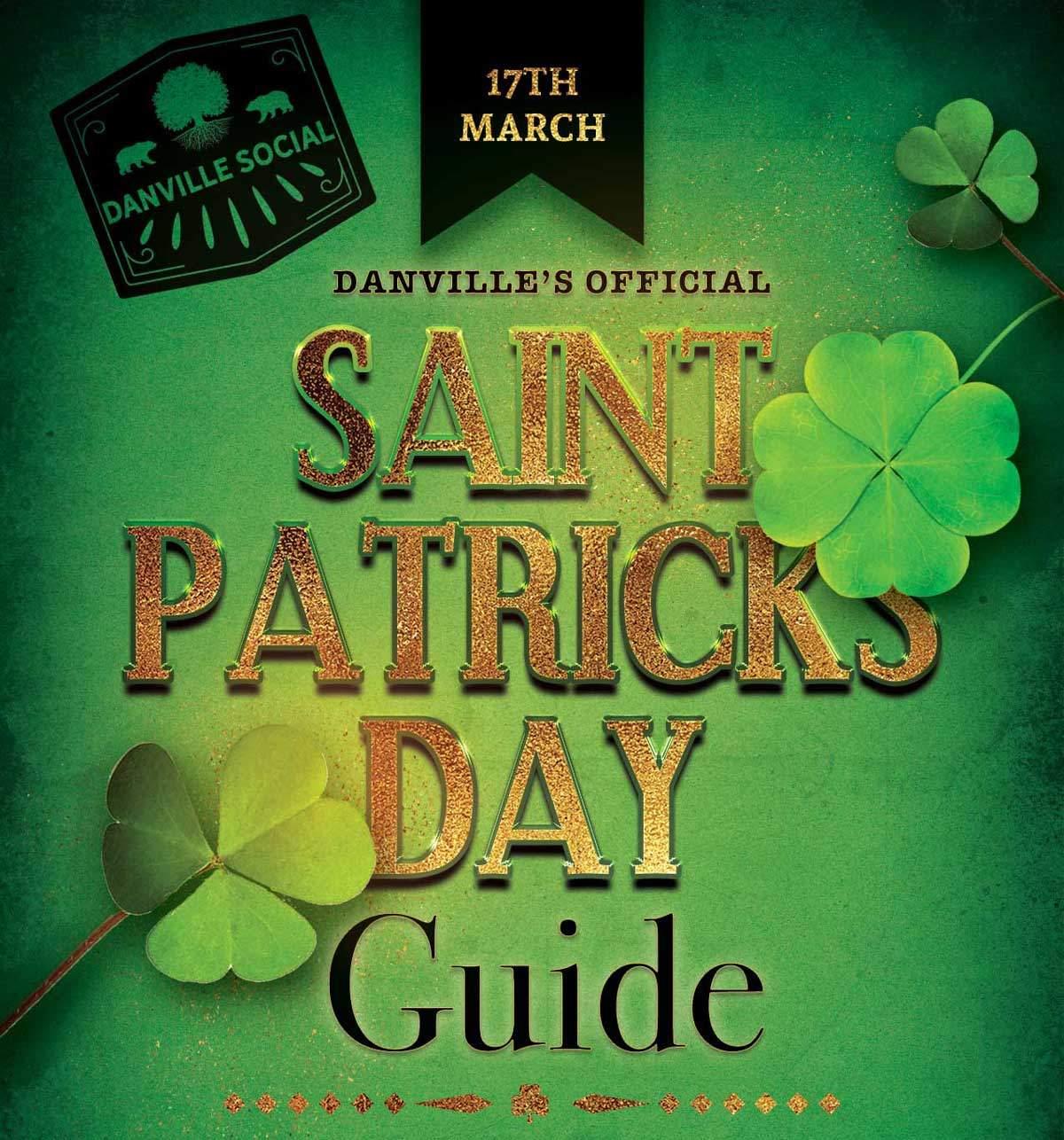 st patricks day in danville ca guide