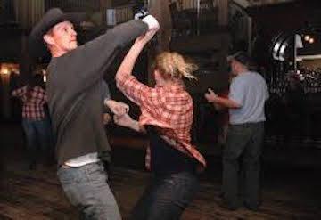 Country Swing Dance, Danville, CA.