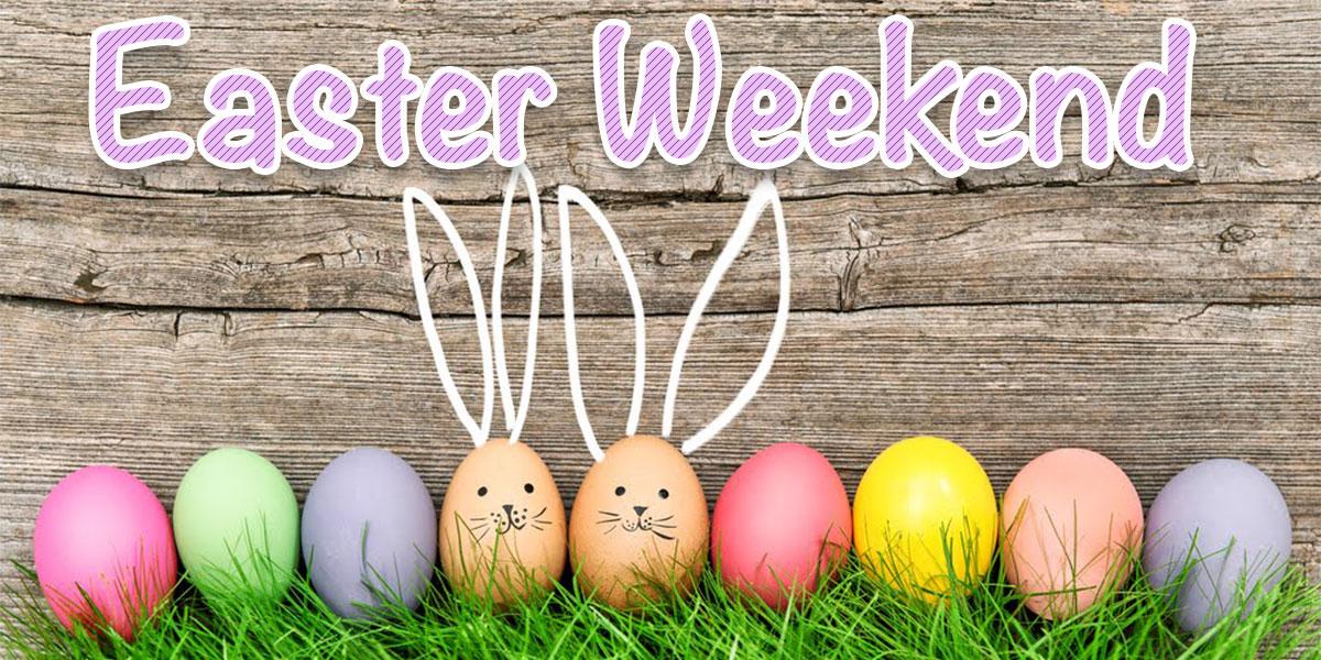 Easter Weekend, Danville, CA