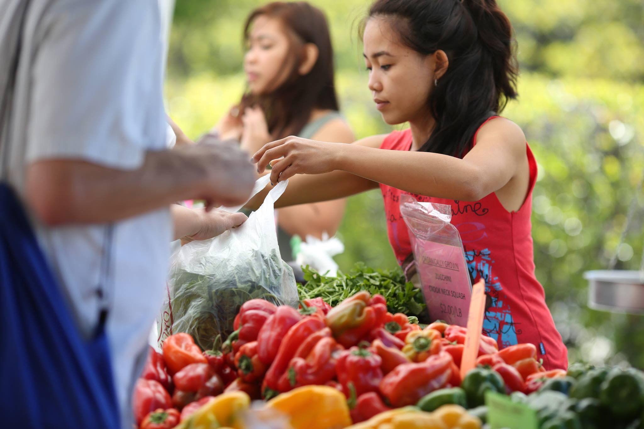 San Ramon Farmer's Market, San Ramon, CA